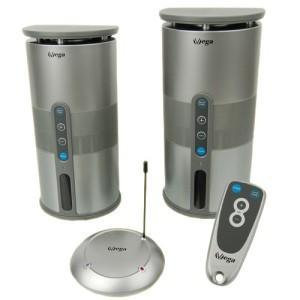 Funklautsprecher Test mit echten 5 Watt Sinus Lautsprechern