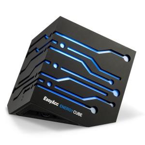 EasyAcc Energie Cube Handy Lautsprecher