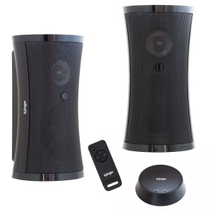 Funklautsprecher Test - Exklusives VEGA Funk-Lautsprecher Set