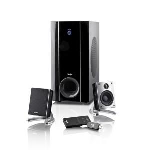 WLAN Boxen - Teufel Concept C 300 Wireless Stereo Lautsprecher System