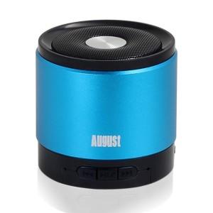 Handy Lautsprecher - August MS425 Bluetooth Lautsprecher mit Mikrofon